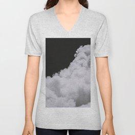 Night Clouds Unisex V-Neck