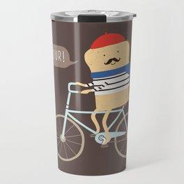 french toast Travel Mug