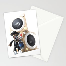 toy 3 Stationery Cards