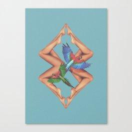 Bodies Canvas Print