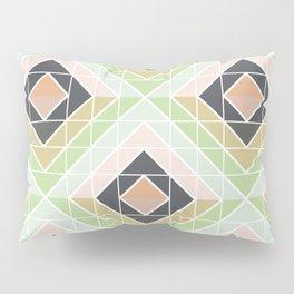 Retro Mod Diamonds Pillow Sham