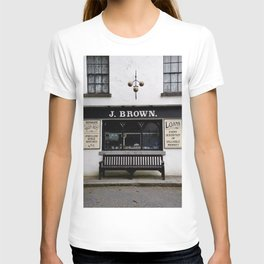 Store Front From the Past T-shirt