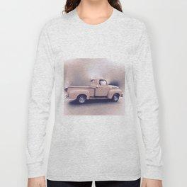 Classic Vintage Pickup Long Sleeve T-shirt