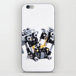 Get Your Motor Runnin' iPhone Skin