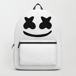 Marshmello face Backpack