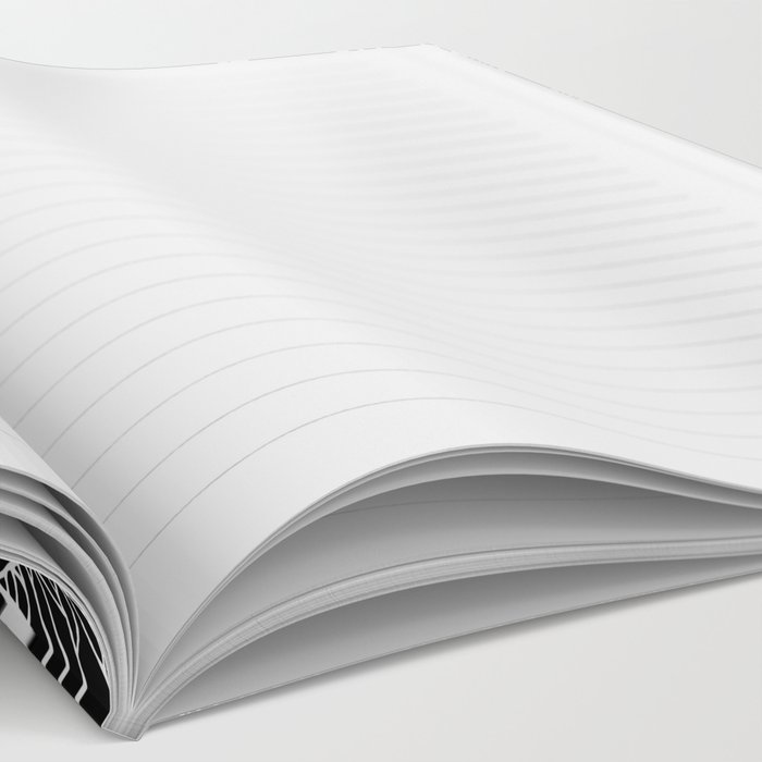 DARK LEAVES Notebook