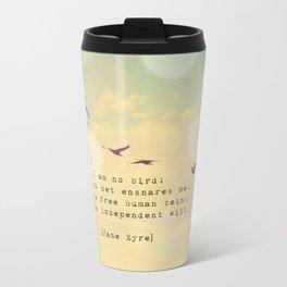 Independent Will Travel Mug