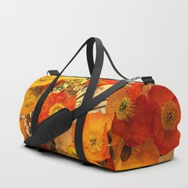 Poppy Expressions Duffle Bag