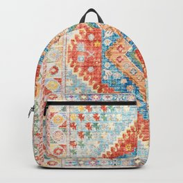 Heritage Multicolore Rug  Backpack