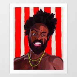 This Is America Art Print