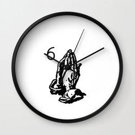 DRAKE 6GOD - BLACK EDITION Wall Clock
