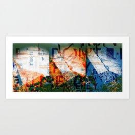 look 03 57 Art Print