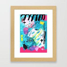 Isidore Framed Art Print