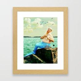 Dixie Framed Art Print
