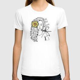 #STUKGIRL QUEEN T-shirt