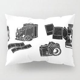 Weapons Of Mass creation - Photography (block print) Pillow Sham