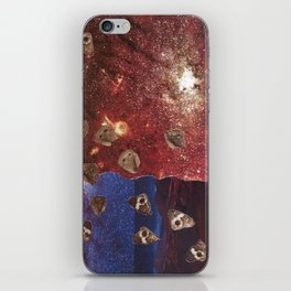 The Last Time You Looked at the Sky iPhone Skin