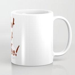 But first coffee! - Vector Coffee Mug