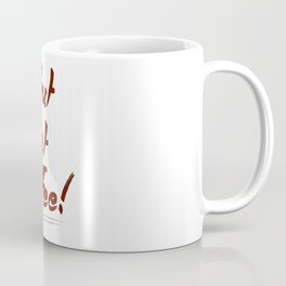 But first coffee! - Vector Coffee Mug