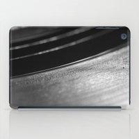 vinyl iPad Cases featuring Vinyl by Anastase Kyriakos