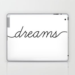 sweet dreams (2 of 2) Laptop & iPad Skin