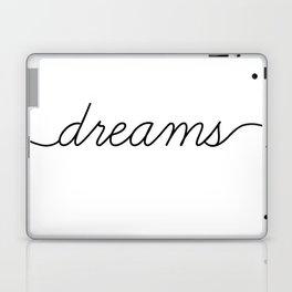 sweet dreams (2 of 2) Laptop & iPad Skin