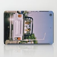 jeep iPad Cases featuring Jeep by Warren Silveira + Stay Rustic