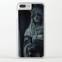 untitled i Clear iPhone Case