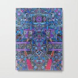 Harmonia Metal Print