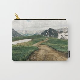 Colorado Mountain Road Carry-All Pouch