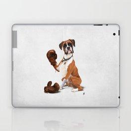 The Boxer (Wordless) Laptop & iPad Skin