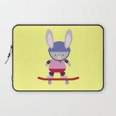 Bunny Skater Laptop Sleeve