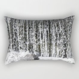 Waterfall II Rectangular Pillow