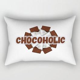 Chocoholic Rectangular Pillow