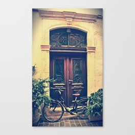 Old Town, Chania Canvas Print