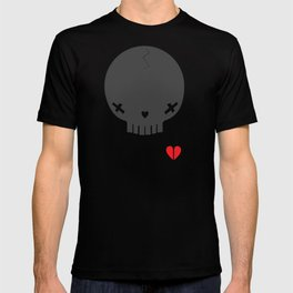 HEART BREAKER - ed. fact T-shirt