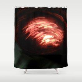 HellFire 004 Shower Curtain