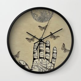 Wish you well. Wall Clock