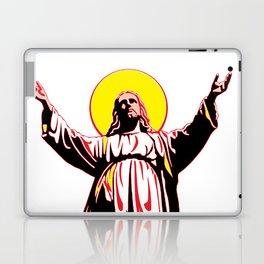 Jesus Christ Laptop & iPad Skin