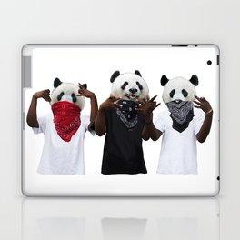 Tres Bandana Pandas Laptop & iPad Skin