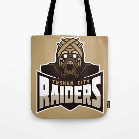 Tusken City Raiders - Tan Tote Bag