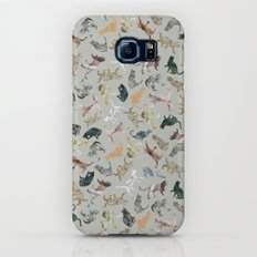 Marble Cats Galaxy S7 Slim Case