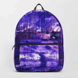 Purple Sunset Backpack