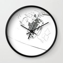 car wor Wall Clock