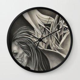 Aoide Wall Clock