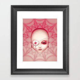 Misfits - Sam Framed Art Print