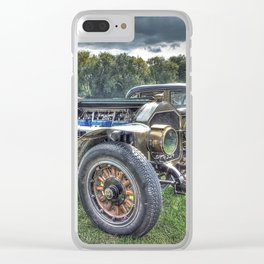La France Speedster Clear iPhone Case