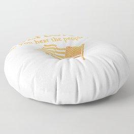 Les Deplorables Floor Pillow