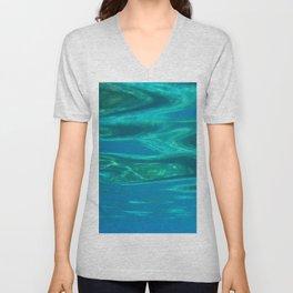 Sea design Unisex V-Neck