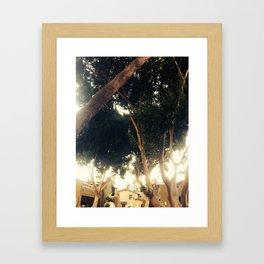 Scottsdale Resort Framed Art Print